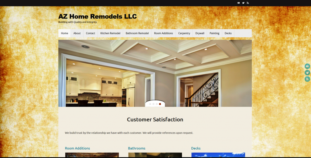 our customers az home remodels