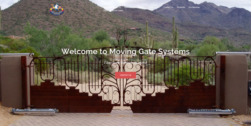 our customers moving gate systems
